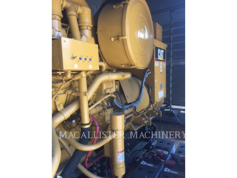 CATERPILLAR STATIONARY GENERATOR SETS 3508B equipment  photo 5