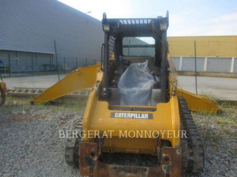 CATERPILLAR CHARGEURS SUR CHAINES 259B3 equipment  photo 2