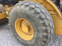 CATERPILLAR VIBRATORY SINGLE DRUM SMOOTH CS56B equipment  photo 9