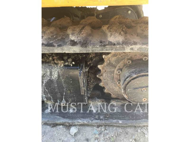 CATERPILLAR ESCAVATORI CINGOLATI 301.7D equipment  photo 8