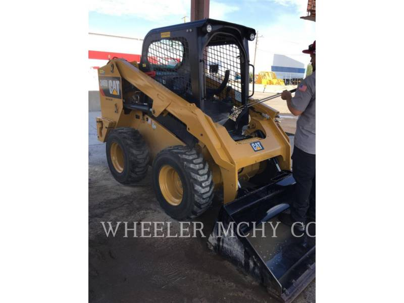 CATERPILLAR MINICARGADORAS 246D C1 HF equipment  photo 4