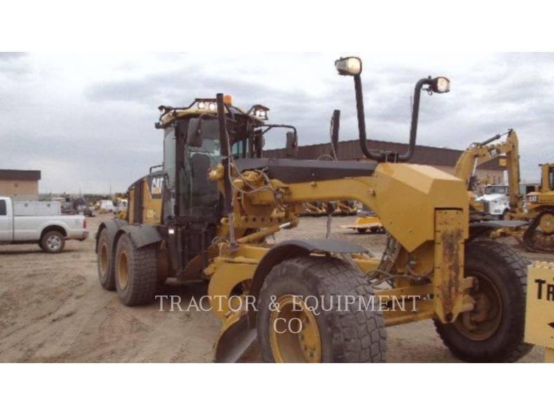 CATERPILLAR MOTONIVELADORAS 160M equipment  photo 2