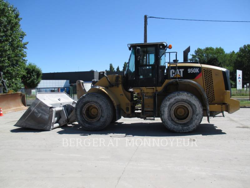 CATERPILLAR PÁ-CARREGADEIRAS DE RODAS/ PORTA-FERRAMENTAS INTEGRADO 950K equipment  photo 3