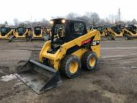 CATERPILLAR MINICARGADORAS 236D equipment  photo 1