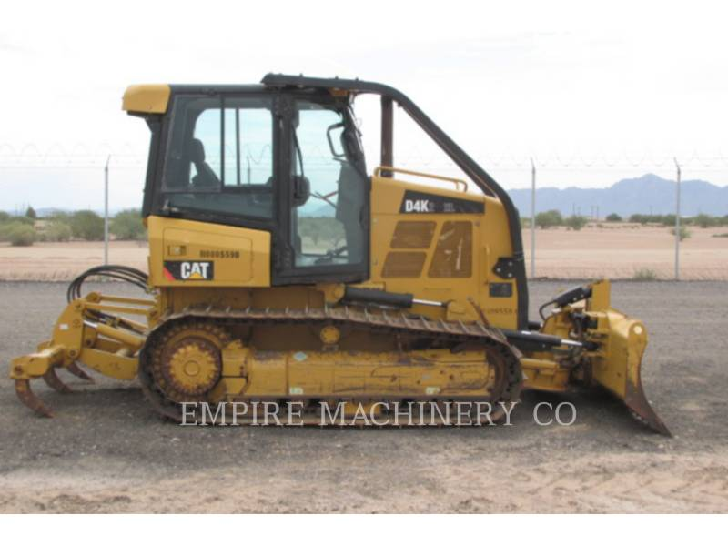 CATERPILLAR TRACK TYPE TRACTORS D4K CA equipment  photo 5