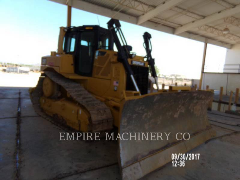 CATERPILLAR TRACK TYPE TRACTORS D6T PAT equipment  photo 1