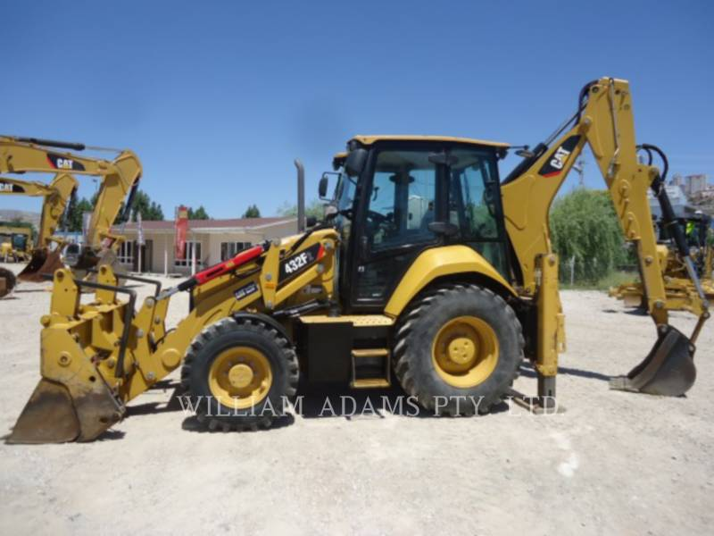 CATERPILLAR TERNE 432F2LRC equipment  photo 1