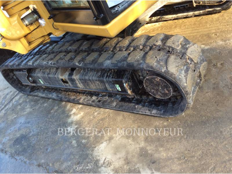 CATERPILLAR PELLES SUR CHAINES 308E2 CR equipment  photo 7