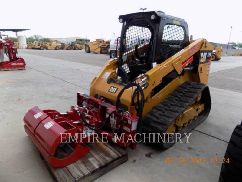 CATERPILLAR PALE CINGOLATE MULTI TERRAIN 279D equipment  photo 4