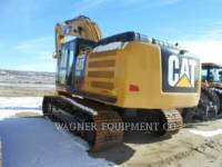 CATERPILLAR TRACK EXCAVATORS 336FL TCIR equipment  photo 3