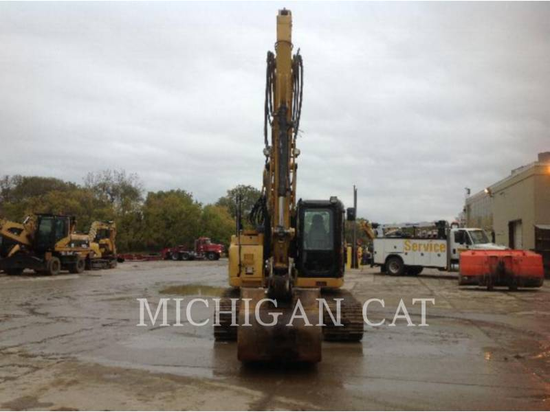 CATERPILLAR TRACK EXCAVATORS 314DLCR PQ equipment  photo 11
