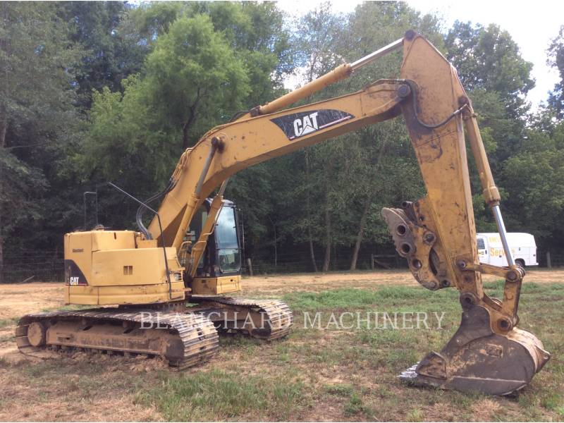 CATERPILLAR ESCAVATORI CINGOLATI 321CL equipment  photo 1