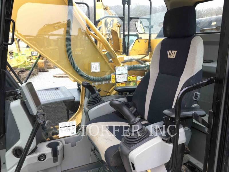 CATERPILLAR TRACK EXCAVATORS 329EL TH equipment  photo 9