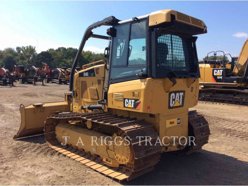 CATERPILLAR TRACTEURS SUR CHAINES D4KLGP A equipment  photo 4