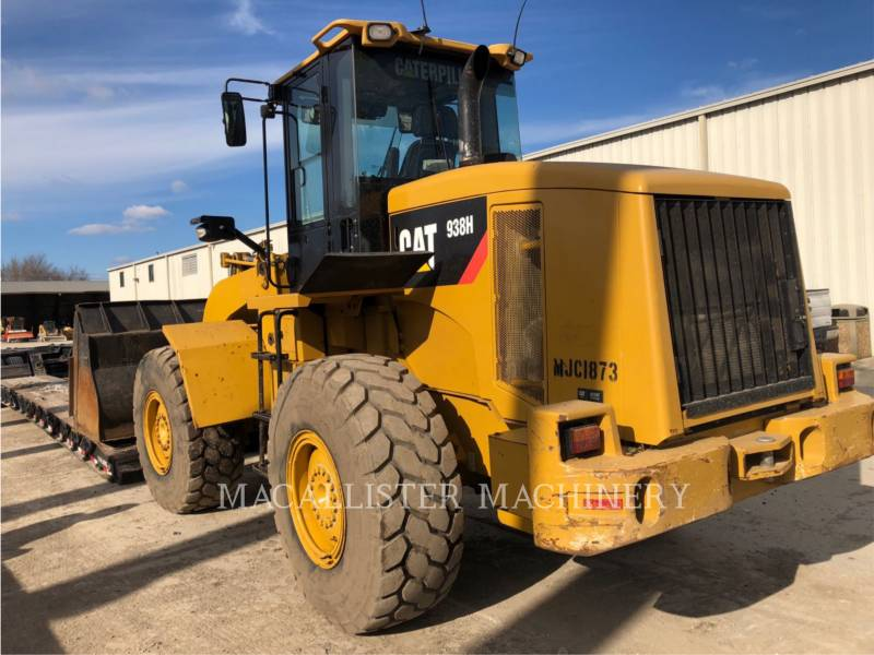 CATERPILLAR CARGADORES DE RUEDAS 938 H equipment  photo 4
