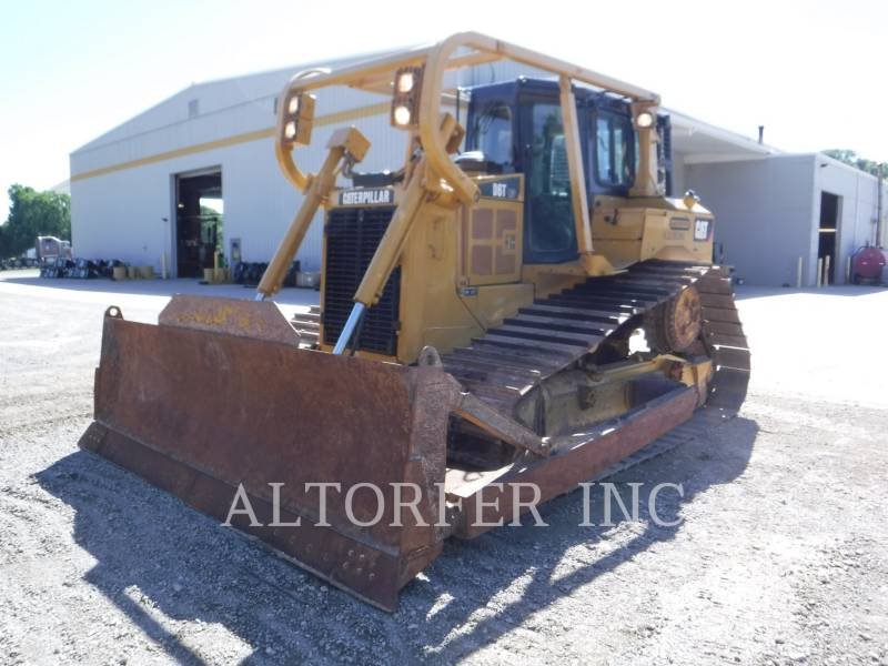 CATERPILLAR TRACK TYPE TRACTORS D6T LGP W equipment  photo 2