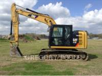 CATERPILLAR TRACK EXCAVATORS 312EL equipment  photo 8