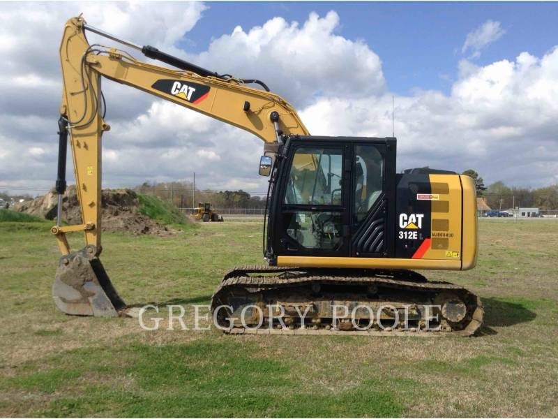 CATERPILLAR トラック油圧ショベル 312E L equipment  photo 8