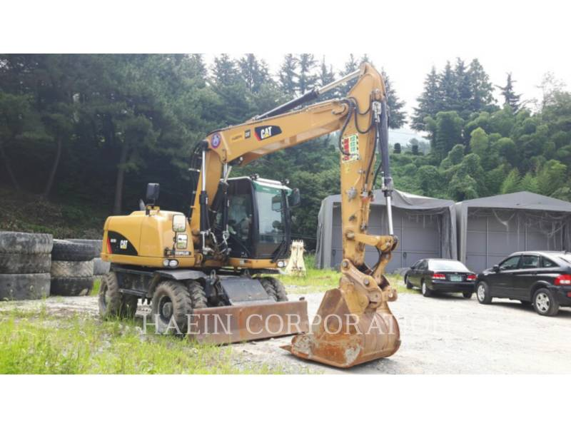CATERPILLAR WHEEL EXCAVATORS M315D2 equipment  photo 1