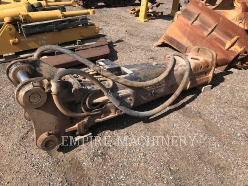 CATERPILLAR  HAMMER H140DS equipment  photo 1