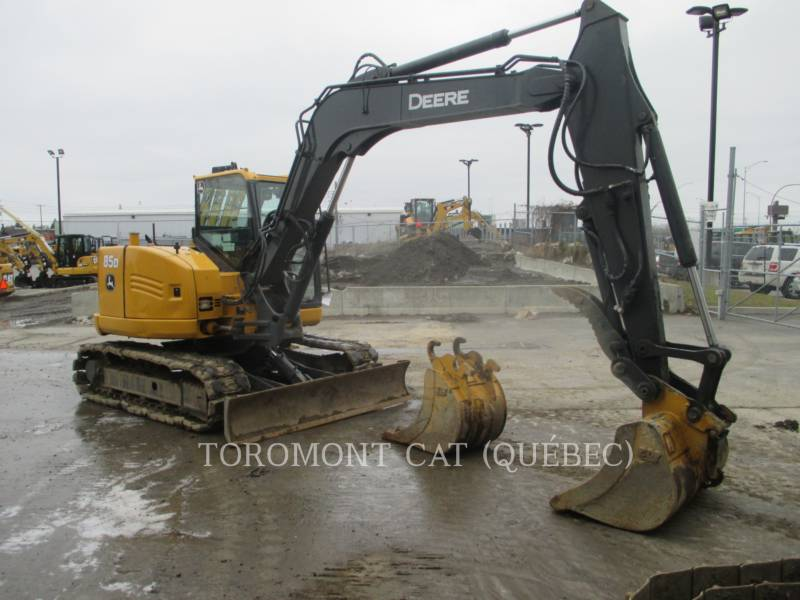 JOHN DEERE EXCAVADORAS DE CADENAS 85D equipment  photo 7