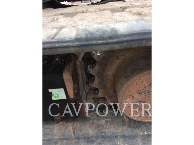 CATERPILLAR トラック油圧ショベル 305DCR equipment  photo 17