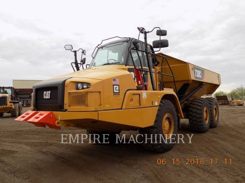 CATERPILLAR ARTICULATED TRUCKS 730C2 equipment  photo 4