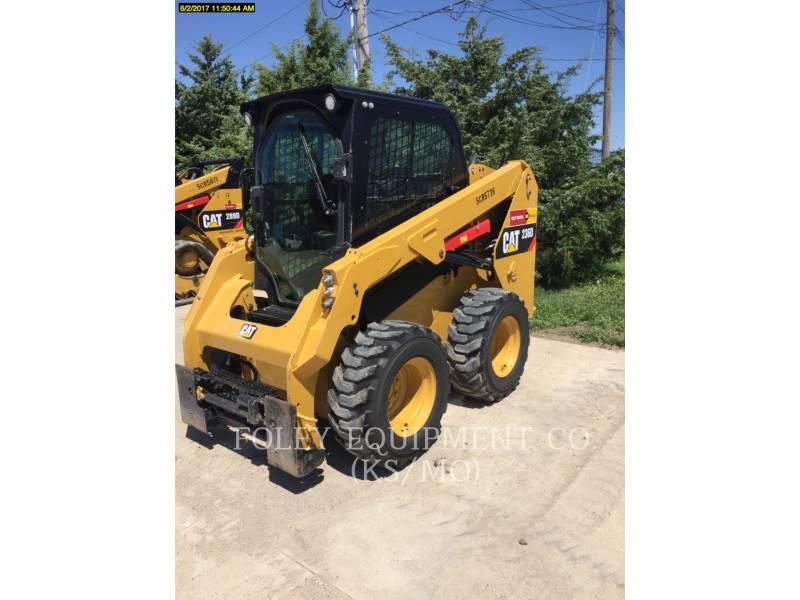 CATERPILLAR SKID STEER LOADERS 236DSTD1CA equipment  photo 2
