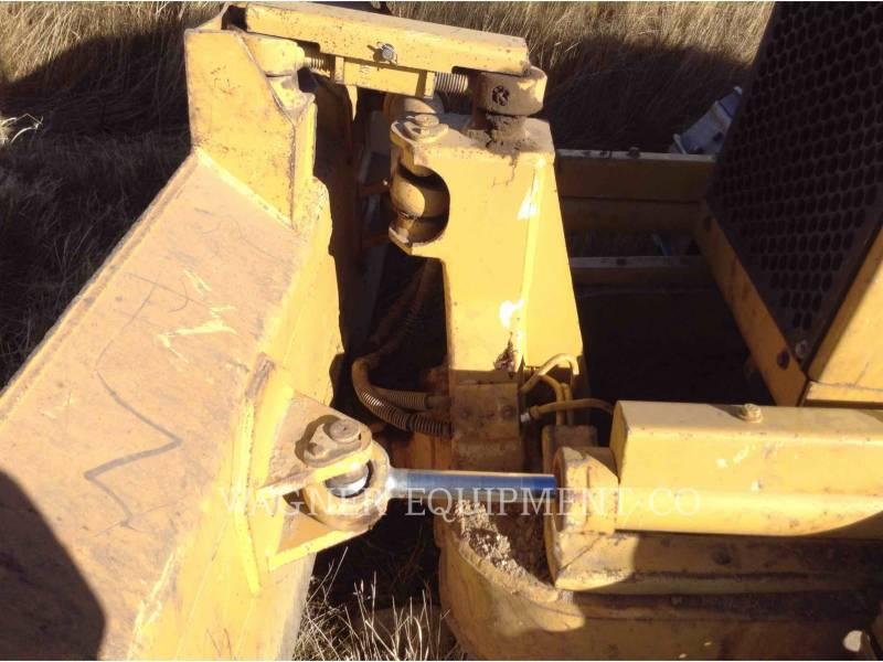CATERPILLAR TRACK TYPE TRACTORS D3C III XL equipment  photo 12
