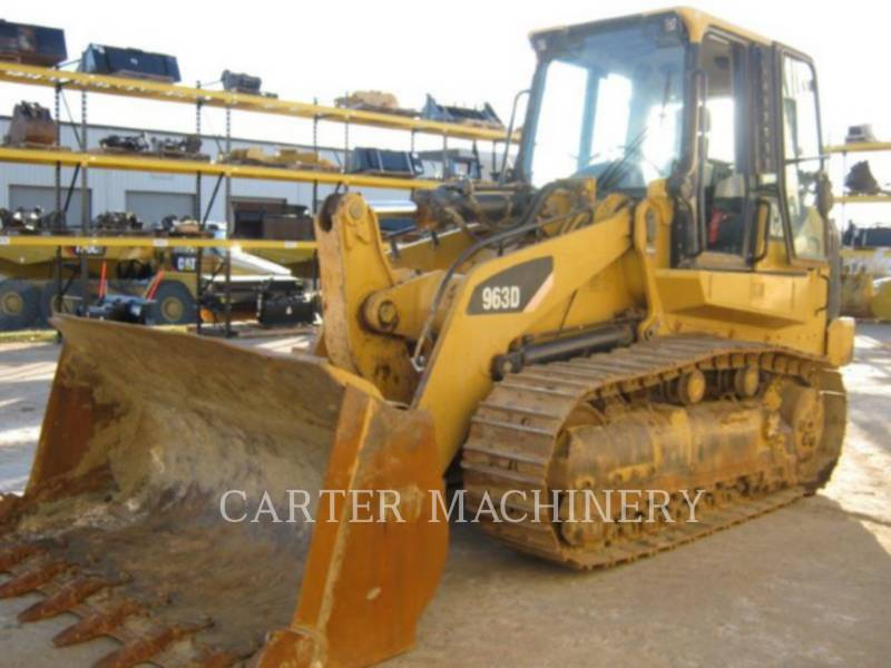 CATERPILLAR 履帯式ローダ 963D equipment  photo 1