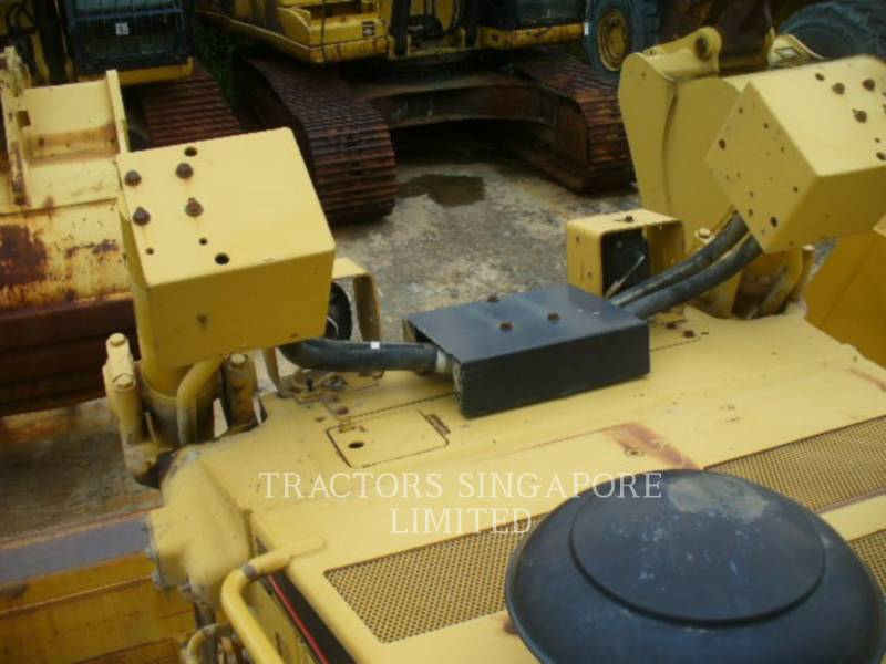 CATERPILLAR TRACTEURS SUR CHAINES D6RIIILGP equipment  photo 9
