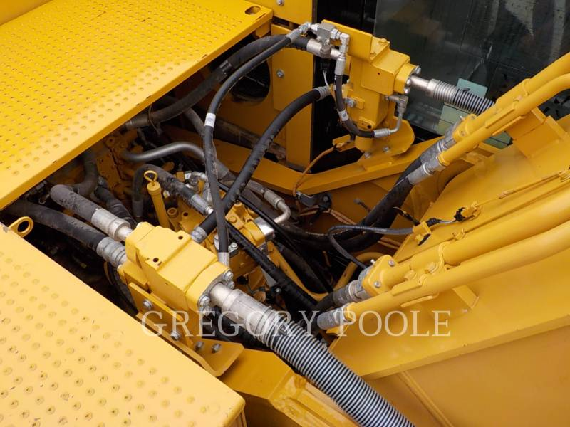 CATERPILLAR KETTEN-HYDRAULIKBAGGER 329E L equipment  photo 16