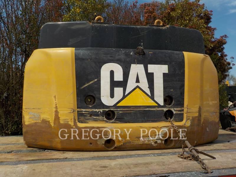 CATERPILLAR TRACK EXCAVATORS 349F L equipment  photo 23