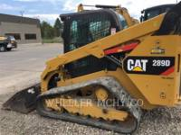 CATERPILLAR CARREGADEIRAS TODO TERRENO 289D C3-H2 equipment  photo 3