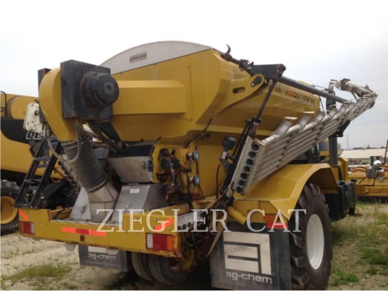 AG-CHEM FLUTUADORES 8203 equipment  photo 12