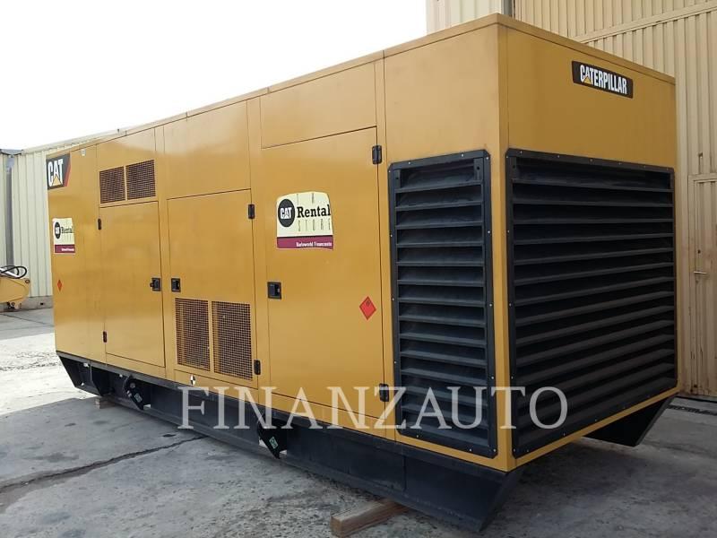 CATERPILLAR STROMERZEUGER (OBS) 3412 PGBI equipment  photo 1