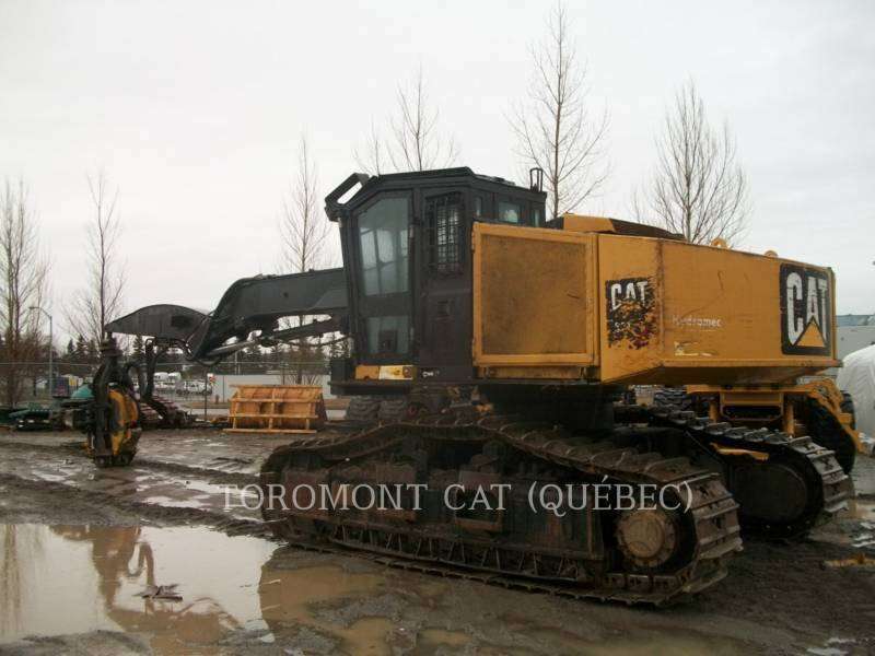 CATERPILLAR FORESTRY - FELLER BUNCHERS - TRACK 551 equipment  photo 1