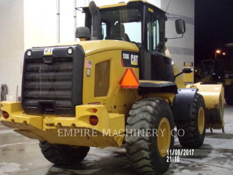 CATERPILLAR RADLADER/INDUSTRIE-RADLADER 930K equipment  photo 1