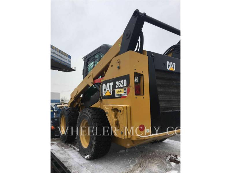 CATERPILLAR KOMPAKTLADER 262D C3-H2 equipment  photo 4