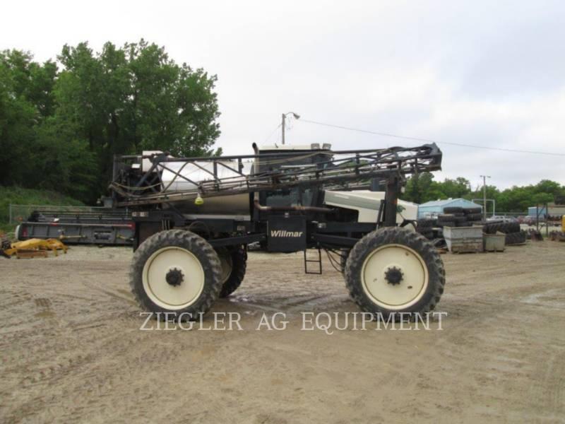 WILMAR SPRAYER 8100 equipment  photo 6