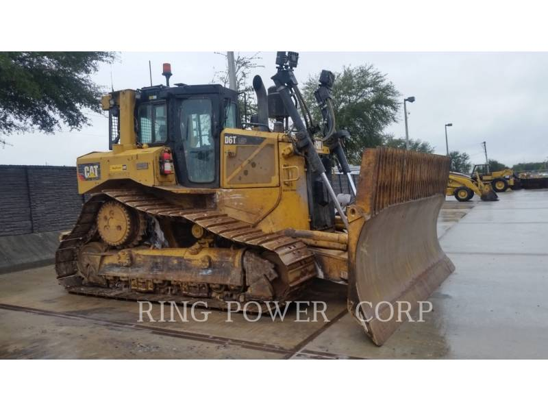 CATERPILLAR CIĄGNIKI GĄSIENICOWE D6TLGPWH equipment  photo 2
