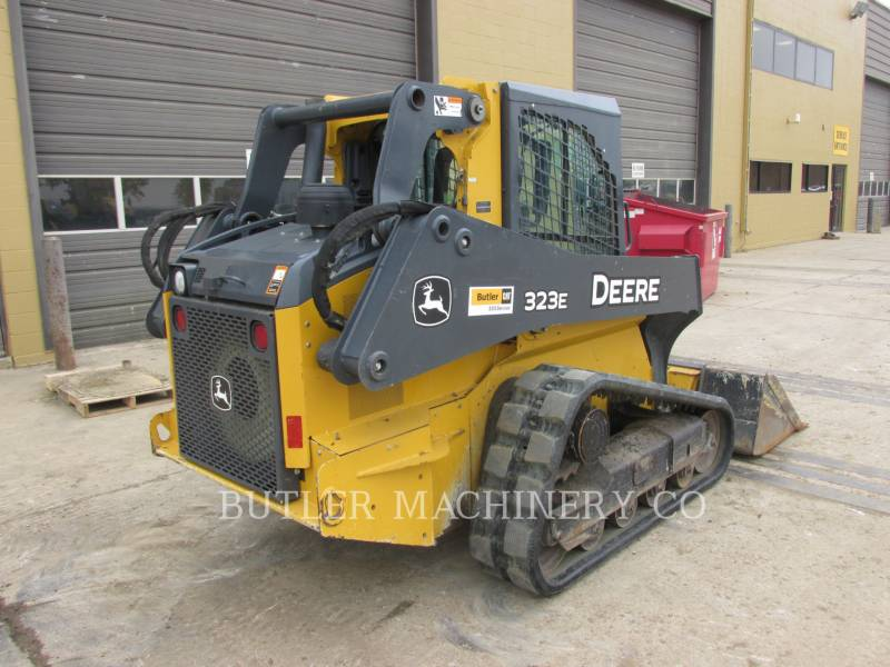 DEERE & CO. SKID STEER LOADERS 323E equipment  photo 5