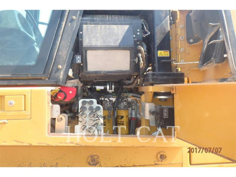 CATERPILLAR TRACK LOADERS 973D equipment  photo 11
