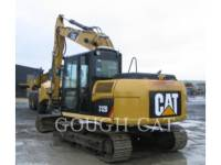 CATERPILLAR KETTEN-HYDRAULIKBAGGER 312D equipment  photo 3