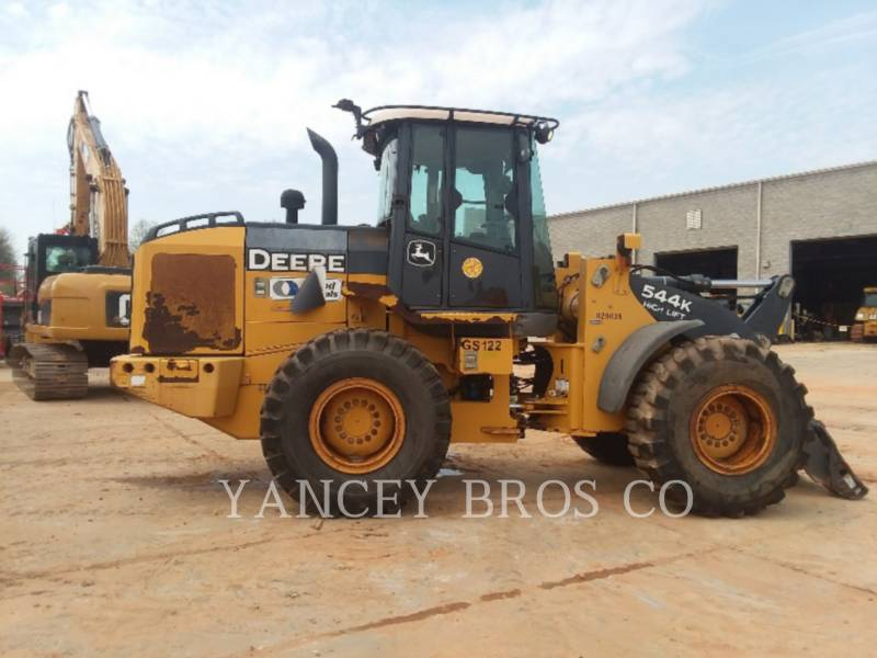 DEERE & CO. MINING WHEEL LOADER 544K equipment  photo 6