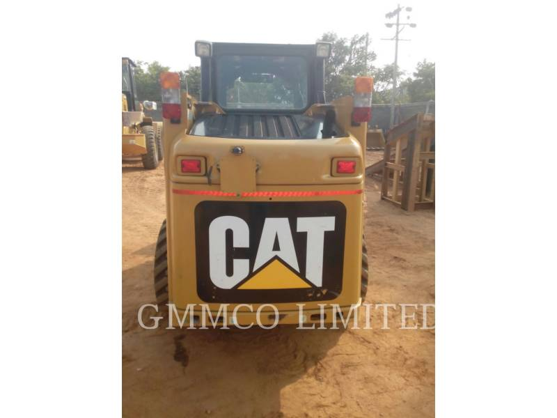 CATERPILLAR PALE COMPATTE SKID STEER 216B3LRC equipment  photo 1