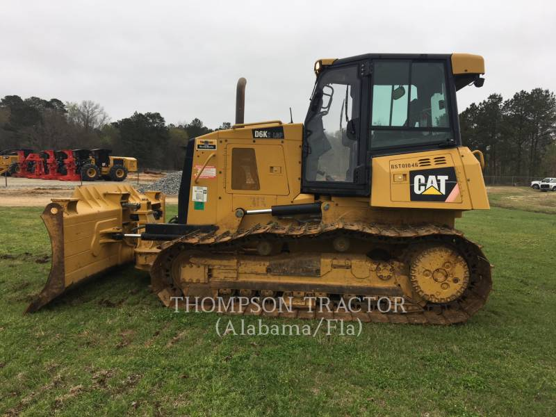 CATERPILLAR CIĄGNIKI GĄSIENICOWE D6K2LGPARO equipment  photo 11