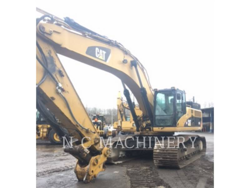 CATERPILLAR TRACK EXCAVATORS 345C L equipment  photo 1