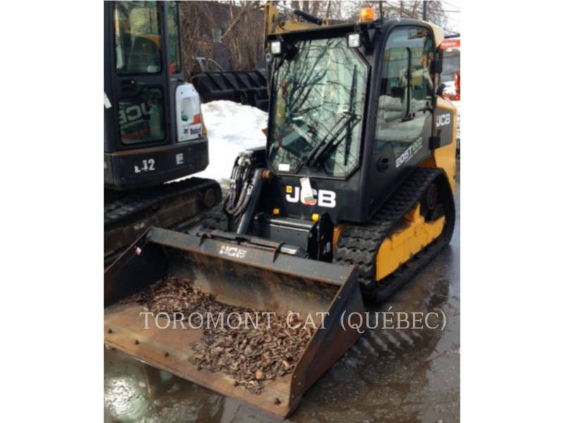 JCB SKID STEER LOADERS 205T equipment  photo 5