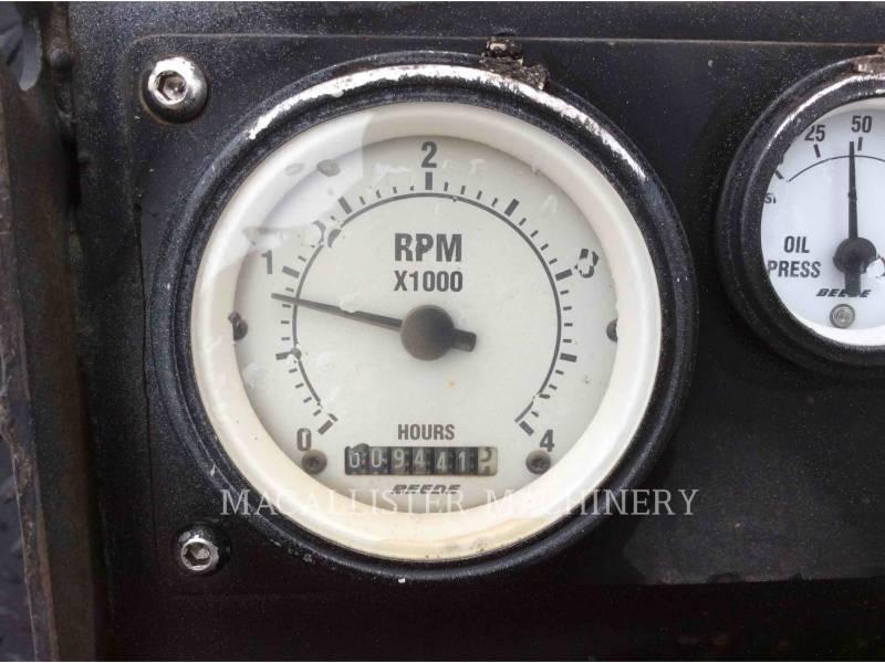 ROADTEC ASPHALT PAVERS RP150 equipment  photo 13